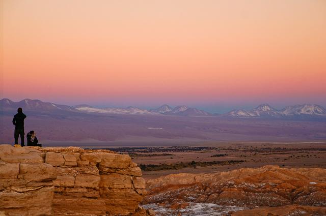 San Pedro de Atacama, Chili