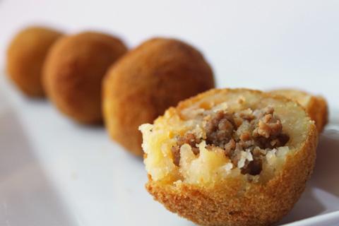 Recette pommes de terre farcie façon Colombie