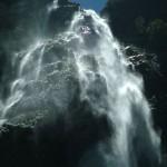 Wasserfall-Peru