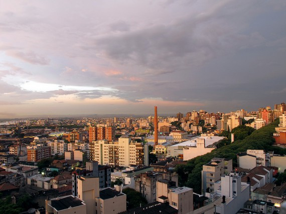 Porto Alegre. Photo: Pedro Belleza, Flickr