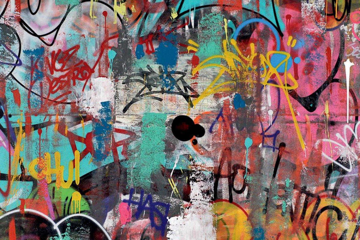 10 Cope2 Artworks Conveying Graffiti History