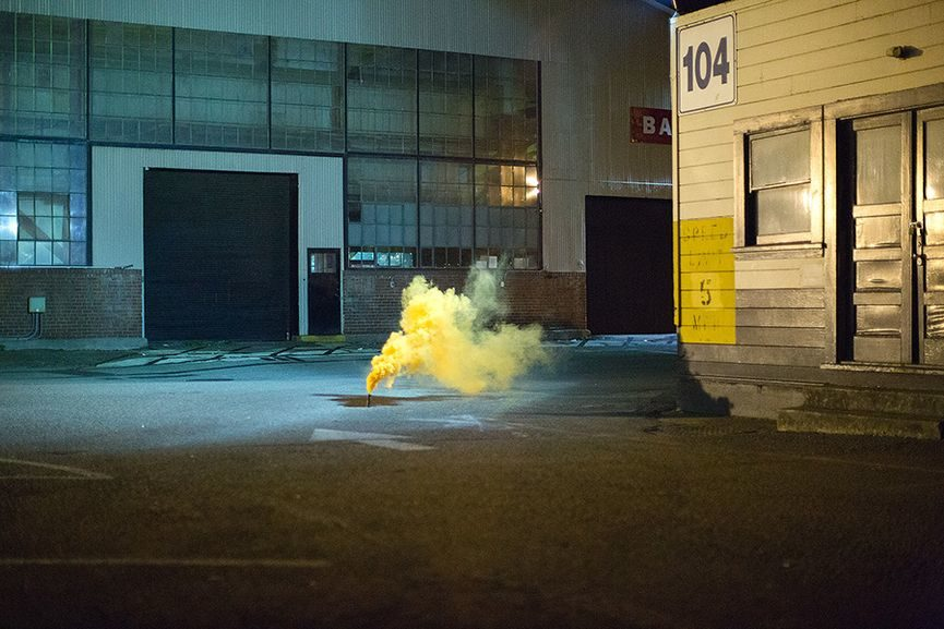 Filippo Minelli - Nothing to Say, via graffuturism com
