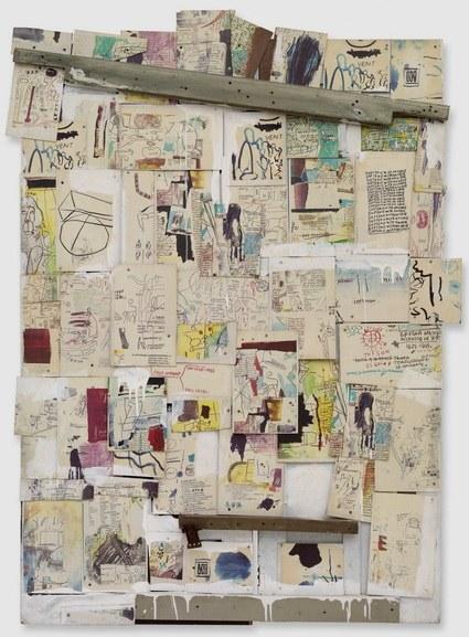 Jean-Michel Basquiat - Natchez
