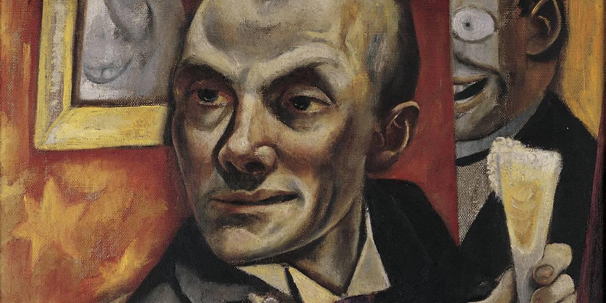 Image result for max beckmann portrait