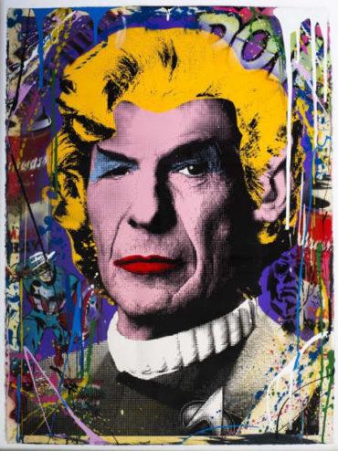 Mr. Brainwash-Spock-2014