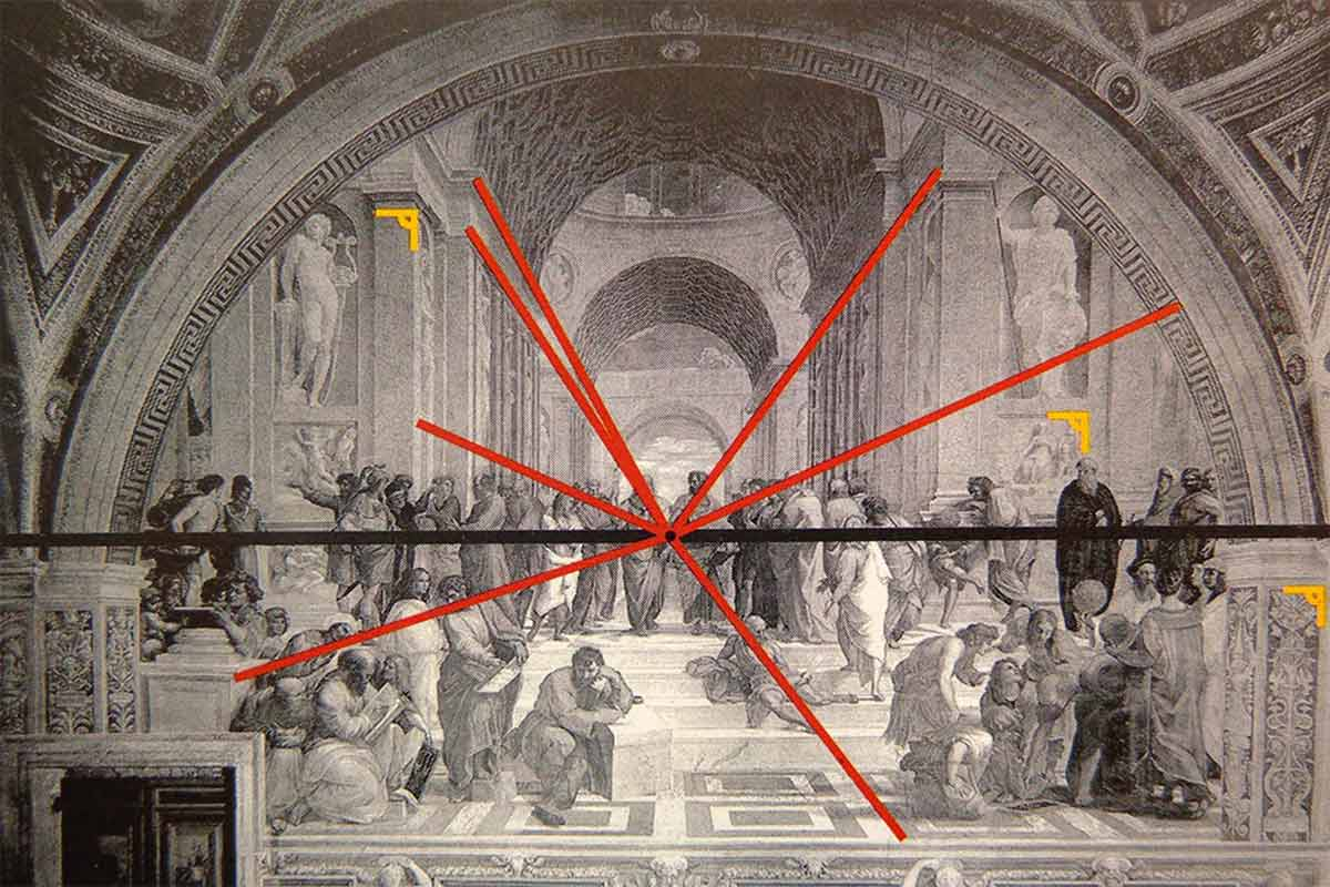 Perspective In Art Conjuring The Space