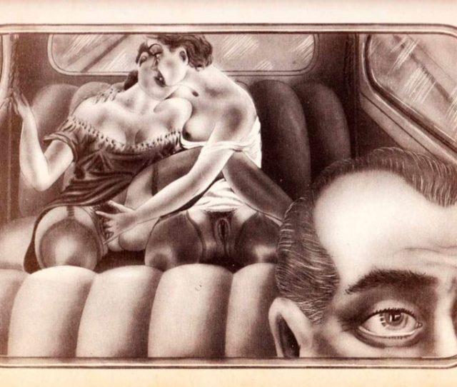 Vintage Erotica The Imaginative World Of Erotic Illustration
