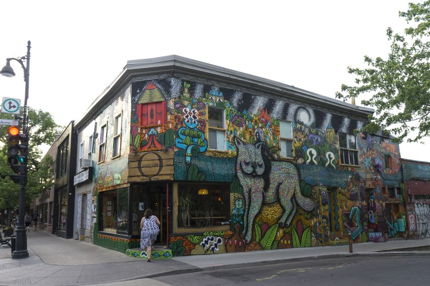 Waxhead, Mural Festival 2018