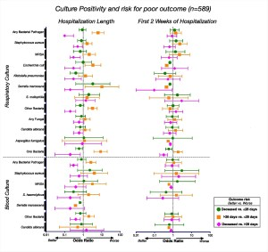 Microbes could predict death in ventilated patients with COVID-19