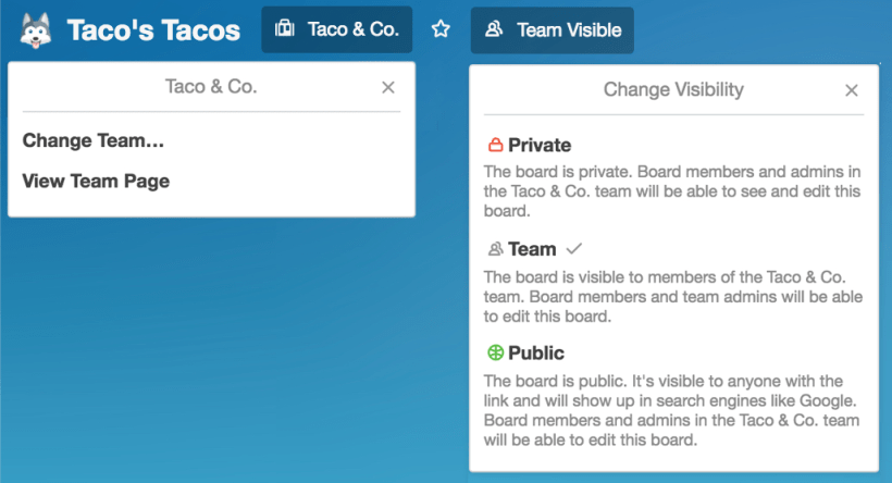 Trellotips If Your Newly Invited Teammates Have Trello Boards They Ve Been Using That Are Relevant To The Team Make Sure Associate Their With