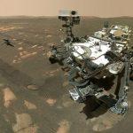 NASA Perseverance Rover Mars Image (1)