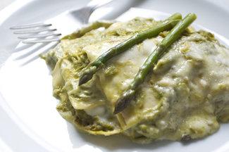 Lasagne-asparagini
