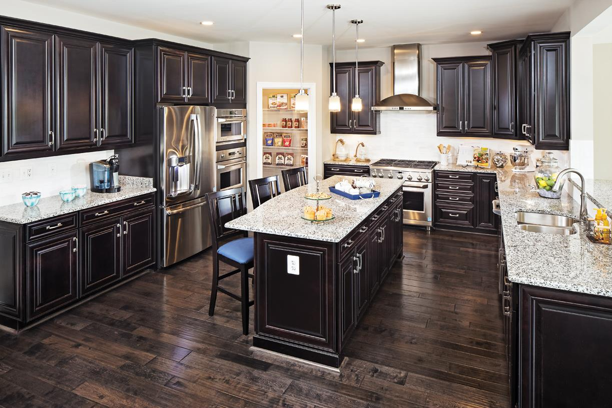 toll brothers at oak creek in upper marlboro, md | prices, plans