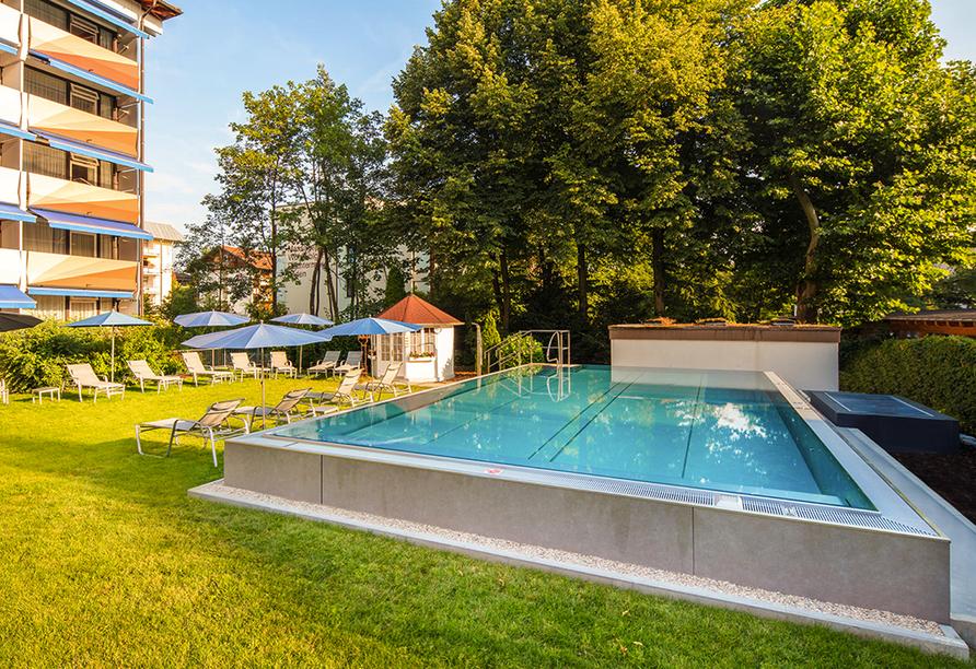 Hotel Schweizer Hof In Bad Fussing Kurzurlaub In Bad Fussing Ksfu