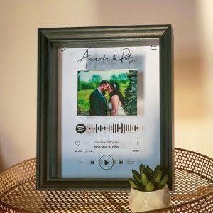Spotify Frame