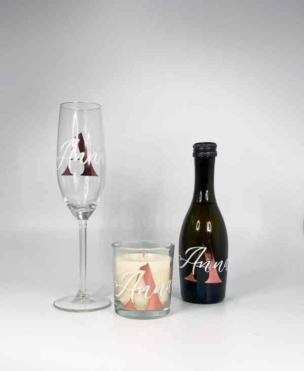wine glass gift set