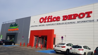 Magasin Office DEPOT Toulouse Labge Fournitures