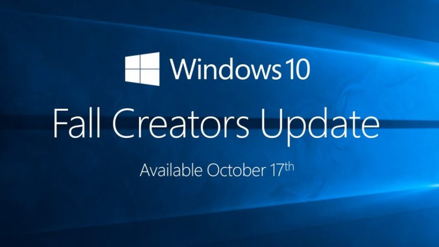 How to get Windows 10 Fall Creators Update