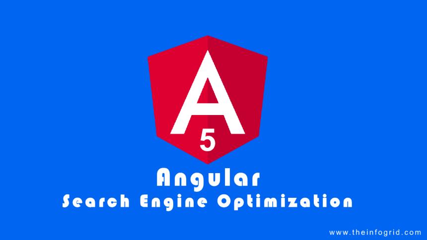 Search Engine Optimization with Angular 5