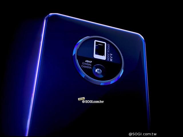 vivo發表APEX 2020概念手機 120度曲面螢幕、60W無線閃充導入