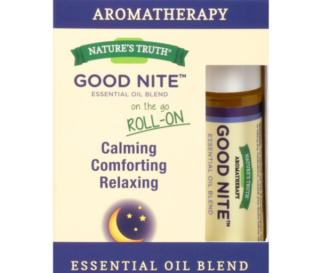 Natures Truth Organic Good Nite Roll On Essential Oil Blend