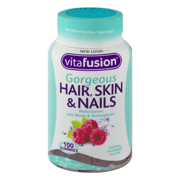Vitafusion Hair Skin And Nails Side Effects - Best Skin In The Word 2018