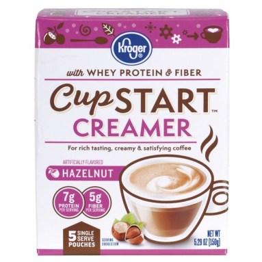 Image result for cup start creamer hazelnut