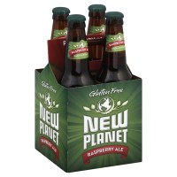 Gluten Free Beer Review: New Planet Raspberry Ale