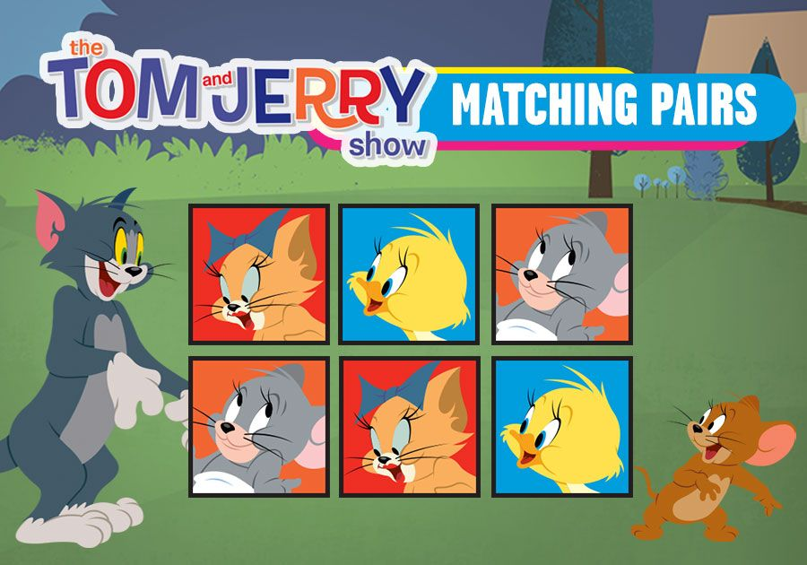Tom And Jerry Games Videos And Downloads Boomerang