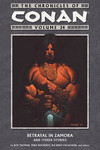 Chronicles of Conan Volume 34: Betrayal in Zamora and Other Stories TPB