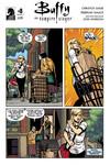 Buffy the Vampire Slayer: Season Eleven #8 (Rebekah Isaacs variant cover)