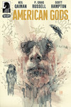 American Gods: Shadows #2 (David Mack variant cover)