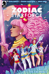 Zodiac Starforce: Cries of the Fire Prince #1 (Jen Bartel Variant Cover)