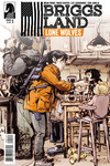 Briggs Land: Lone Wolves #1 (Kim Jung Gi variant cover)