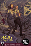 Buffy the Vampire Slayer: Season Eleven #3 (Steve Morris cover)