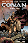 Conan Omnibus Volume 3: Ancient Gods and Sorcerers TPB