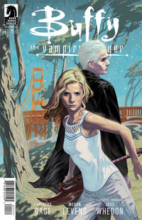 Buffy the Vampire Slayer: Season Ten #11 (Steve Morris cover)