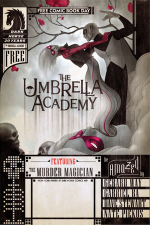 Image result for umbrella academy fcbd