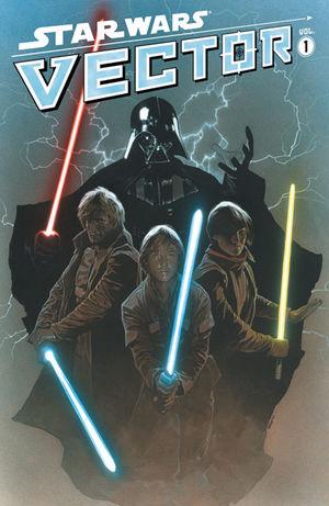 Star Wars Vector Volume 1 Of 2 Profile Dark Horse
