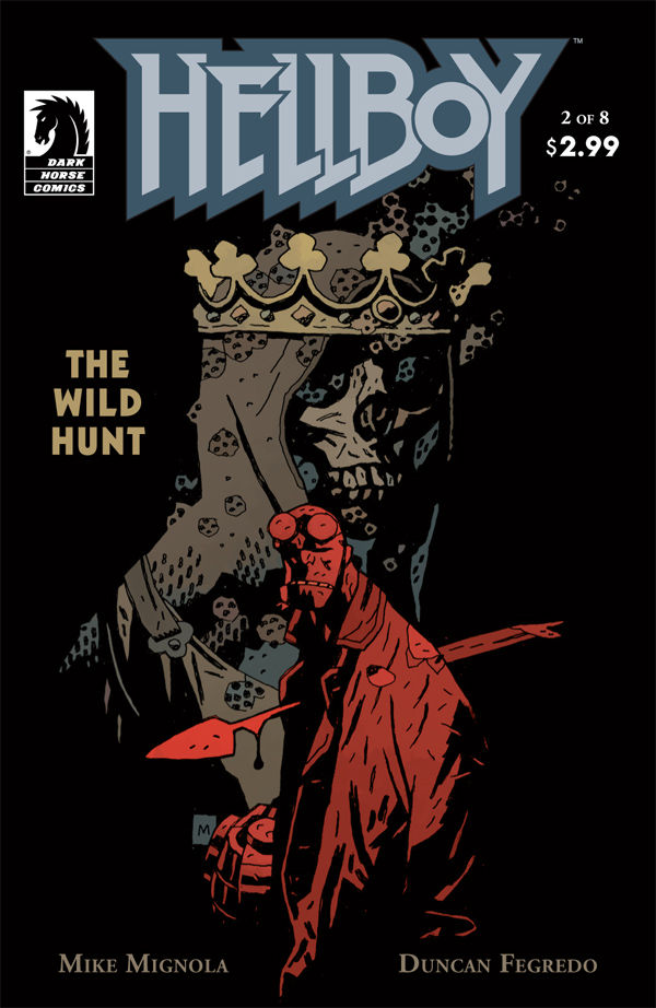 Hellboy The Wild Hunt 2 Profile Dark Horse Comics