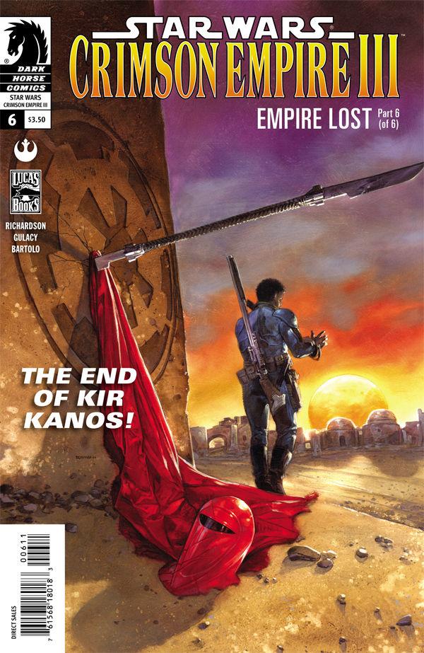 Star Wars Crimson Empire Iii Empire Lost 6 Profile