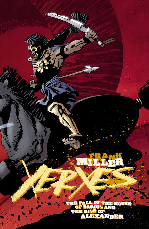 Image result for Xerxes the Fall of the House of Darrius and the rise of Alexander #5