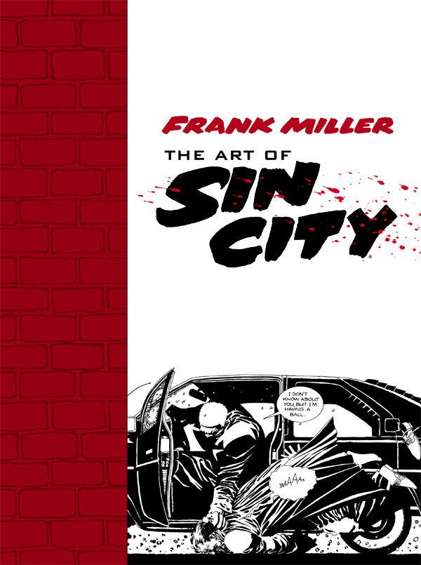 Frank Miller The Art Of Sin City Tpb Profile Dark