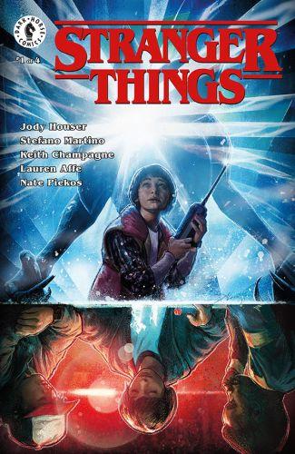 Image result for stranger things 1 comic