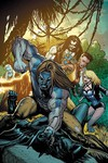 Justice League Of America #9 (Mahnke Variant Cover Edition)