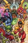 Teen Titans #9 (Pantalena Variant Cover Edition)