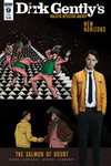 Dirk Gently Salmon Of Doubt #9 (Subscription Variant)