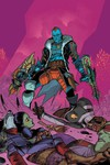 All New Guardians Of Galaxy Annual #1 (Mora Variant Cover Edition)