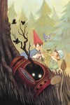 Over The Garden Wall Ongoing #15 (Subscription Maderna Variant)