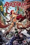 Red Sonja #6 (Cover C - Gomez)